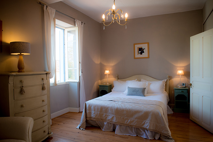 Le Petit Cochon Bedroom Suite