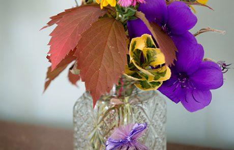 Le Petit Cochon - Bedroom 2 - Flowers