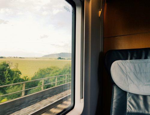Viaje al Gers en tren
